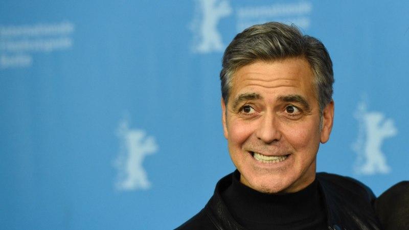 George Clooney müüs oma tekiilafirma MILJARDI dollari eest maha!