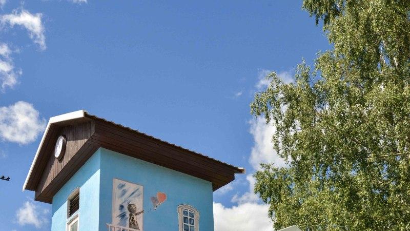 FOTOD | Mustla alajaamast sai raekoda