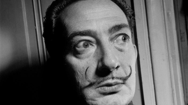 Salvador Dali laip kaevatakse hauast välja!