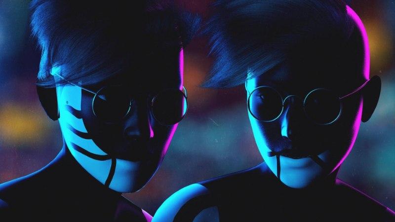 Kellega on tegu? Eestis tuntud bassimuusika artistidest koosnev bänd soovib hoida oma identiteeti saladuses