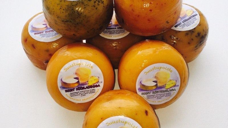 MAITSEV KATSE   Milline juust on kergeim, mis sobib veini kõrvale ja mis omapäraseim?