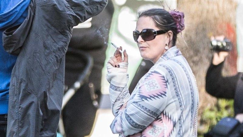 FOTOD | Allen Carri meetod ei toimi? Enda sõnul tuhat päeva suitsuta olnud Marimellil jälle koni hambus!