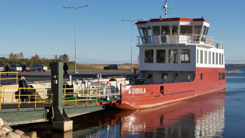 Laevaomanikust Tartu maavalitsus peab enne likvideerimist praami loovutama
