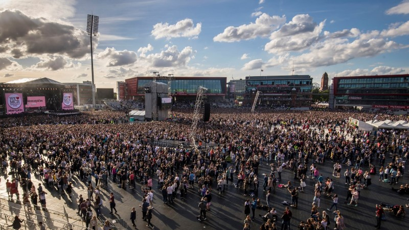 GALERII | Täna õhtul toimub Manchesteris heategevuskontsert