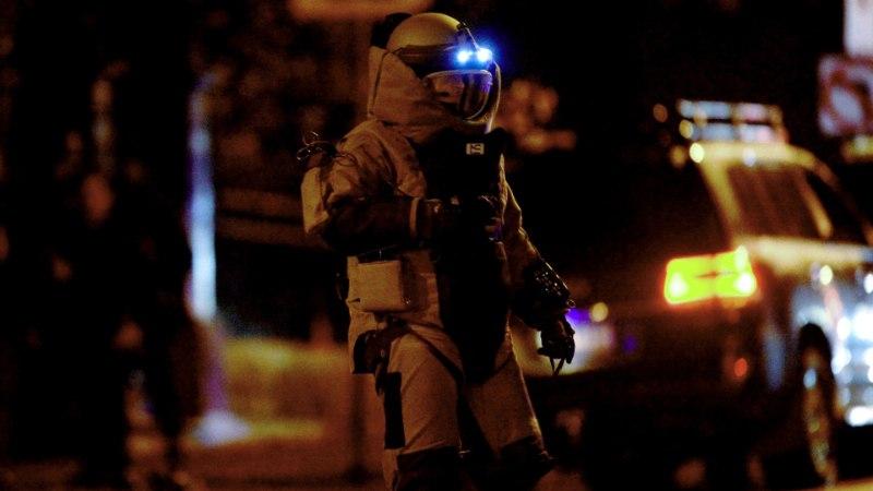 FOTOD | Melbourne'is hukkus pantvangidraamas kaks inimest