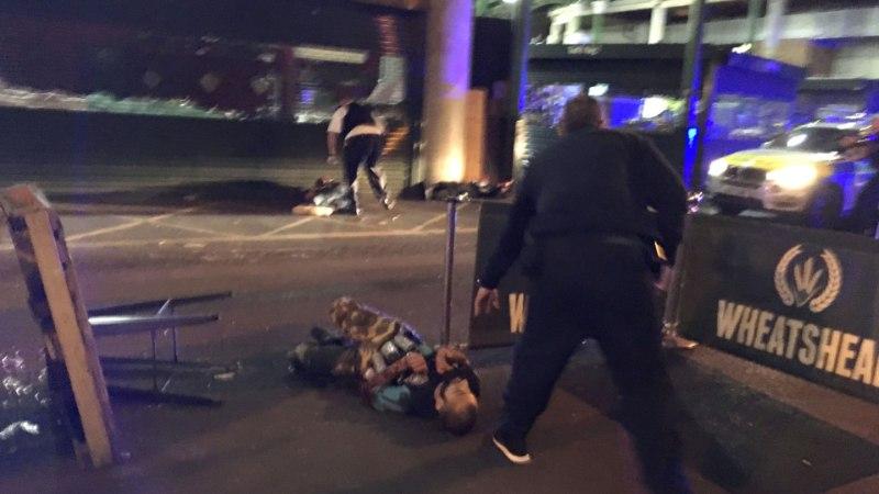Miks ründavad terroristid ikka ja jälle just Inglismaal?