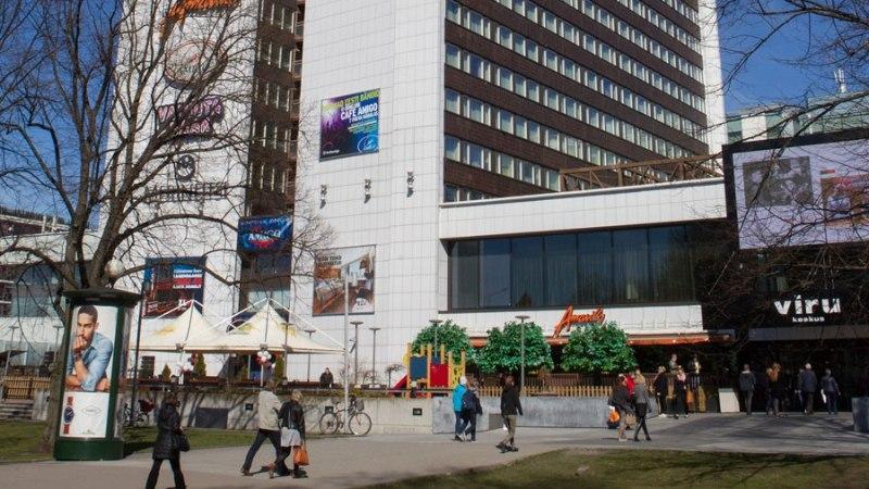 Arhitektid ja muinsuskaitsjad Viru hotelli ümberehitust ei toeta
