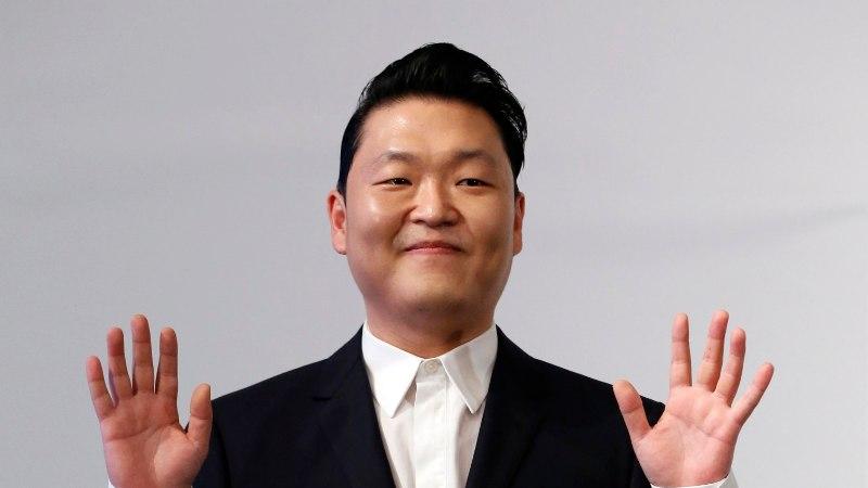 """Gangnam Style"" polegi enam YouTube'i vaadatuim video"