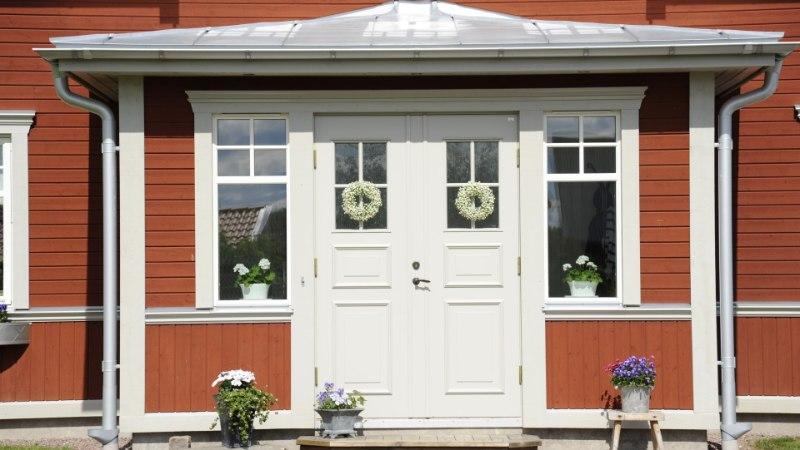 SÄRTSU SUVESSE | Värvi puitfassaadi ja muid välispindu Falu Vapen muldvärvi või fassaadivärviga – loe häid nõuandeid!