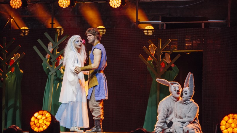Ott Lepland armub ja võitleb Rein Rannapi rokkooperis: see on kõige võimsam projekt, kus ma olen osalenud
