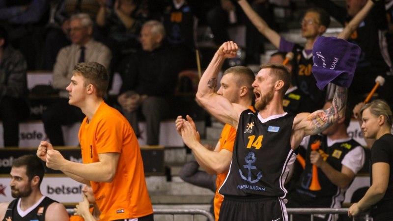 Henry Rull | Oleks Pärnu korvpallimeeskond loobunud...