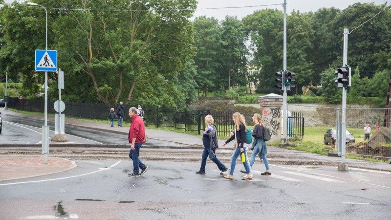GALERII | Tallinna trammitee ehitaja: töö on kulgenud pingeliselt
