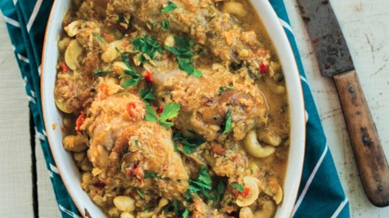 RETSEPT | Too kööki eksootikat: kana-pähklikarri