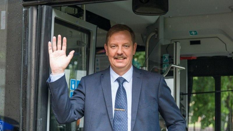 Taavi Aas: IRLi soov tasuta ühistransporti kaotada ei lähe läbi