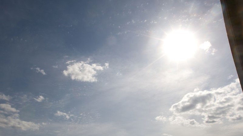 Ilm on laupäeval vahelduva pilvisusega, sooja kuni 22 kraadi