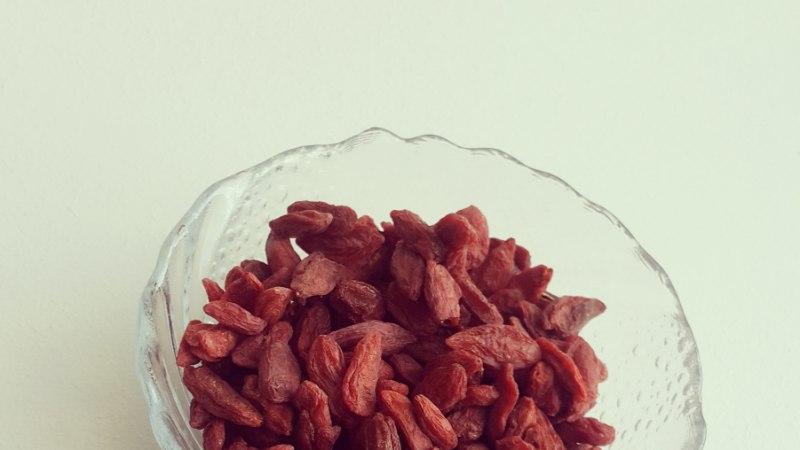 MAITSEV KATSE | Tõeline vitamiinipomm - GOJI MARJAD