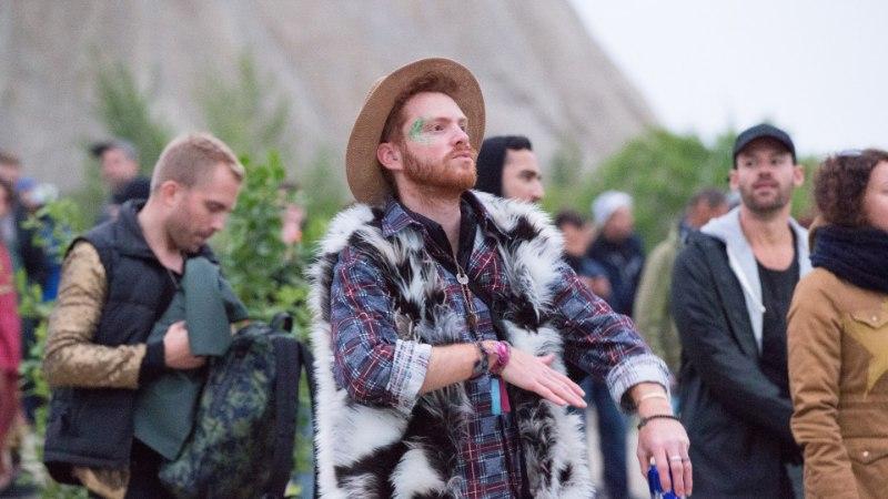 PILDID | Elektroonilise tantsumuusika festival Rummu karjääris - see ei ole mingi tablapidu!
