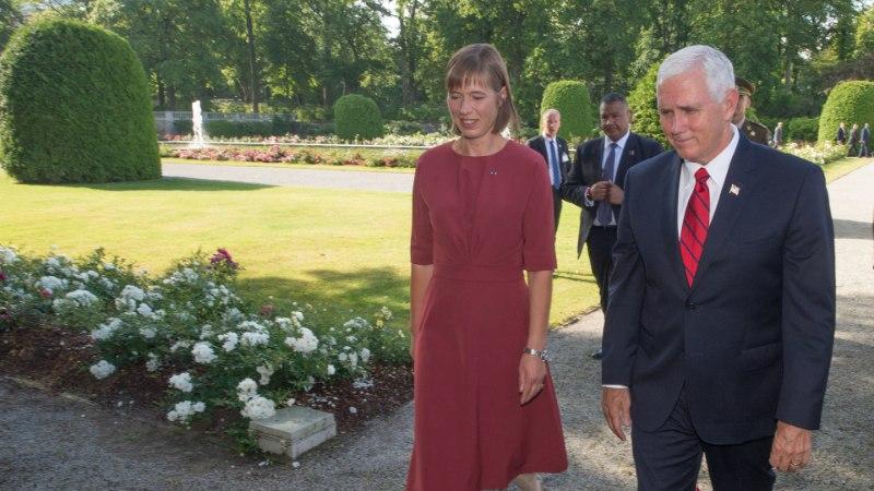 """Aldo Järvsoo president Kaljulaidi kleidivalikust: """"See on tema ametiaja tähtsaim visiit – väga tore, et ta on iseendaks jäänud."""""""