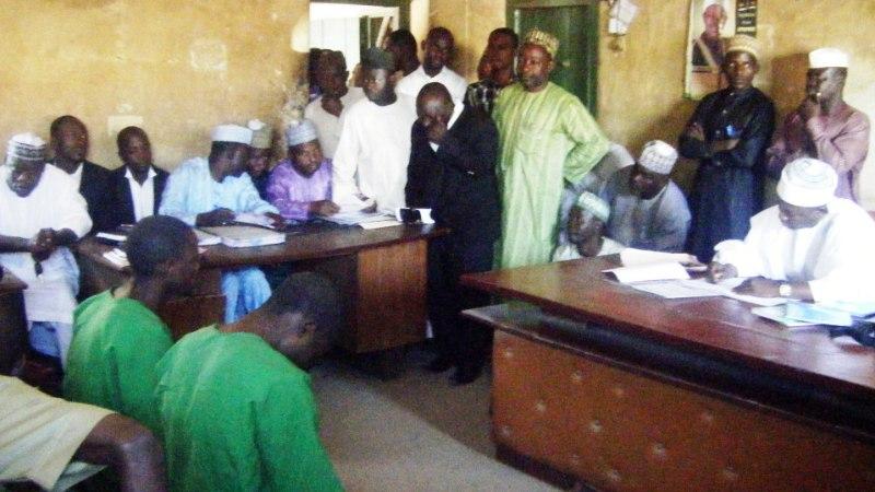 Nigeerias arreteeriti üle 40 homoseksuaali