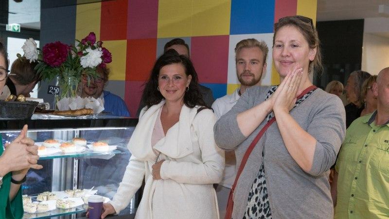 PILDID | ANNE VEESAAR 60! Uhke sünnipäevapidu Tallinna uhiuues filmimuuseumis