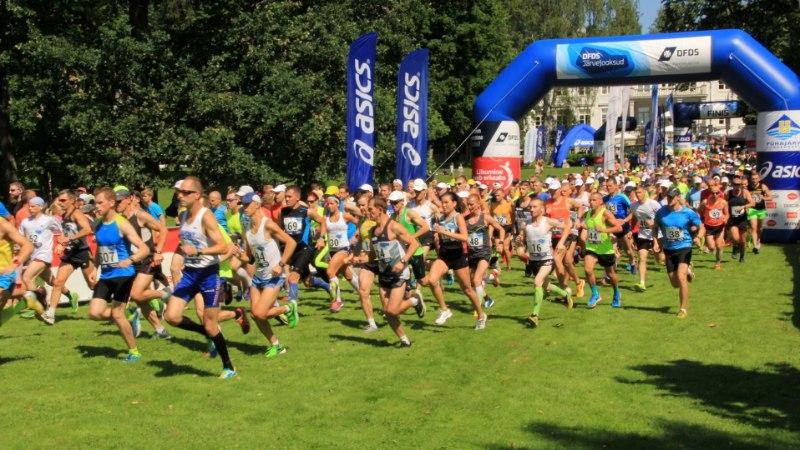 Pühajärve jooksul võtavad mõõtu Eesti jooksu- ja suusatipud