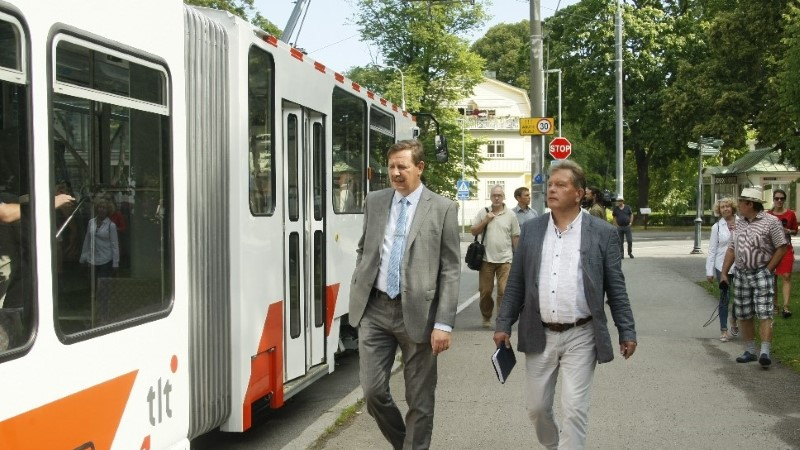 Tallinna vanemad trammid läbivad põhjaliku noorenduskuuri ning peaksid kestma veel 15 aastat