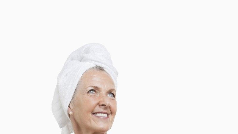 Miks peaksid naised end pärast pesemist kohe ära kuivatama?