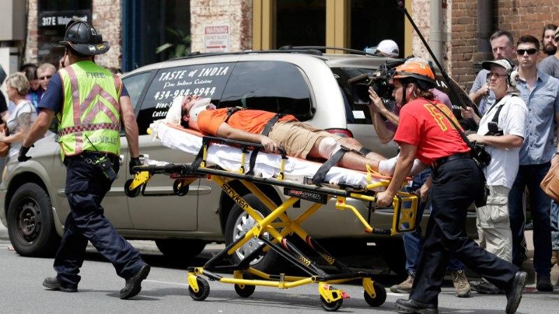 VIDEOD | Virginias rammiti autoga protesimarsil osalejaid, linnas suured rahutused, sest valgetel on kõrini