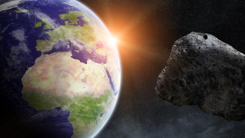 Kaks kuud ootamist ja majasuurune asteroid kihutab Maast mööda