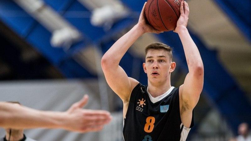 Eesti korvpallikoondis alustas universiaadi ülisuure võiduga