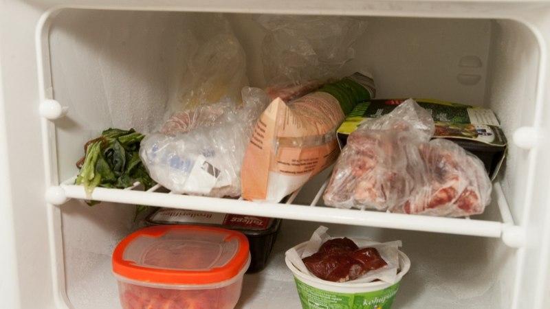 Teadlane: sügavkülmutamine ei vähenda oluliselt toidus leiduvaid vitamiine ega toiteväärtust