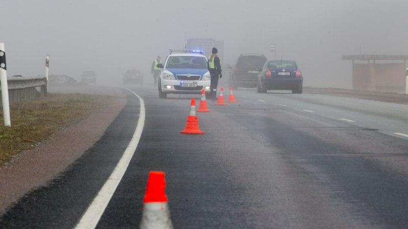Seitse uut liikluspiirangut segavad liiklemist