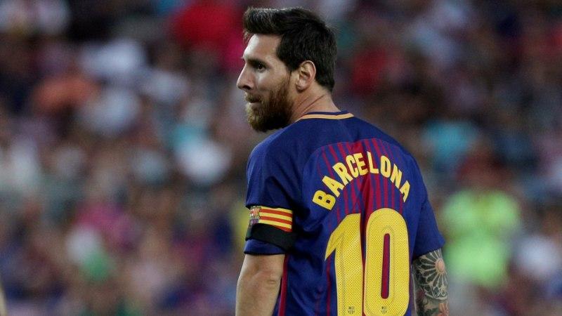 KUULUJUTUVESKI | Inglismaa vutistiil ahvatleb kõiki, magusa lõhna eest ei pääse ka Lionel Messi