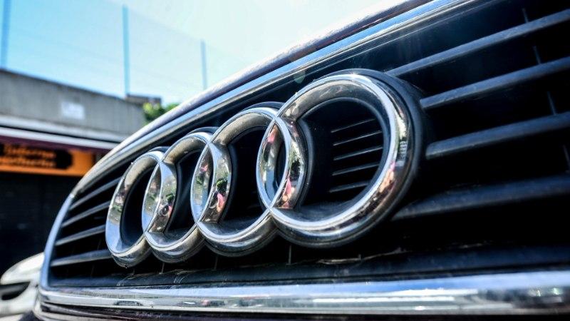 UUS AUTOSKANDAAL: Audi tootis tuhandeid autosid sama VIN-koodiga