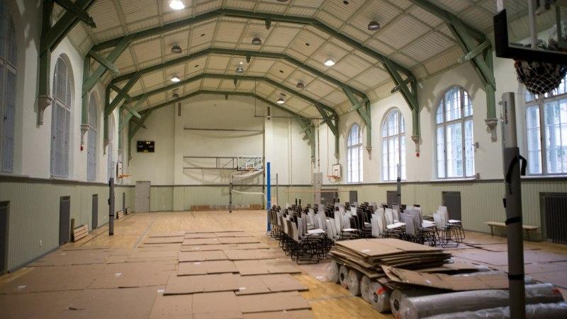 GAGi direktor Hendrik Agur tutvustas 1,6 miljoni euro eest restaureeritud ajaloolist võimlahoonet: siin pole midagi standardset