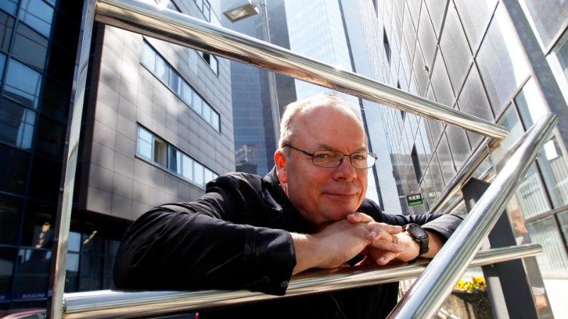 Jüri Mõis kirjutab koos Savisaarega ühist valimisprogrammi