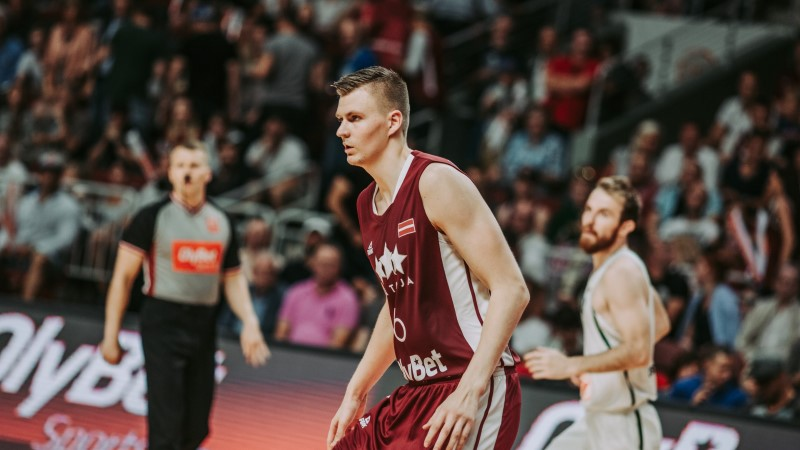 TUGEV SATS! Vaata, millise koondisega läheb Läti korvpalli EMil kõrget kohta püüdma