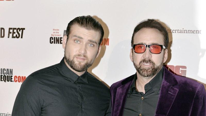 Nicolas Cage'i poega ootab karistus ja viinaravi