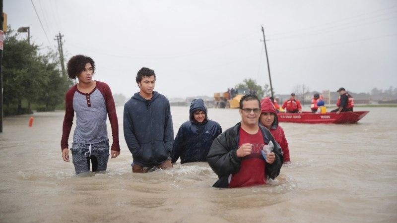 Päästeamet Texase orkaanist: mida saame meie sellest õppida?