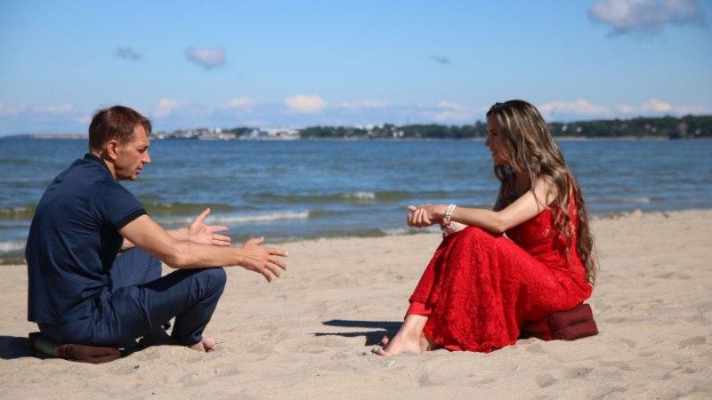 VIDEO   Kes on Urmas Sõõrumaa tegelikult - miilits, miljonär või mediteerija?
