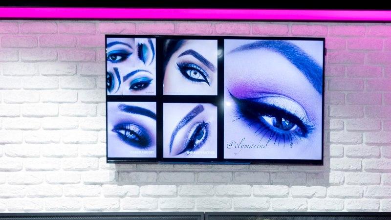 GALERII   Värvikas kosmeetikabränd pidas sotsiaalmeediastaaridega Ülemiste keskuses eksklusiivse avapeo