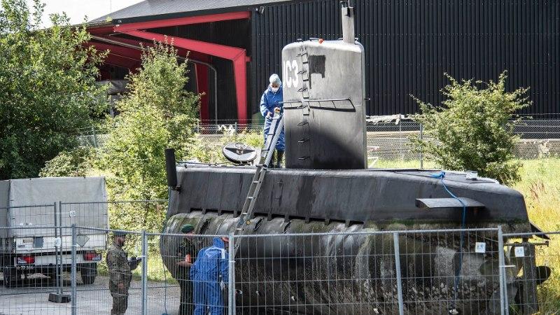 Madseni isevalmistatud allveelaevas võib olla seniteadmata ruume?