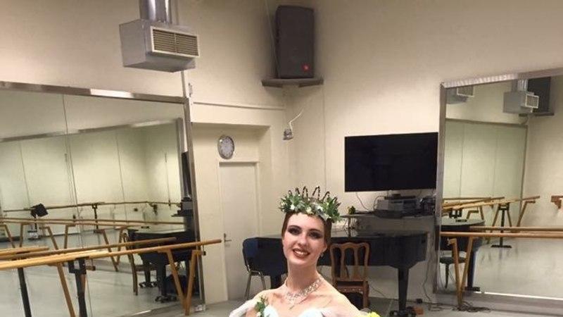 """Балерина оперы """"Эстония"""" Марита Вейнранк: «Танцевать надо так, чтобы никто не понял, что у тебя нет сил»"""