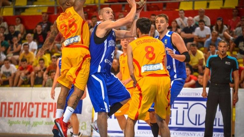 Eesti murdis Makedoonia needuse, Veideman sai võimalikest parima uudise