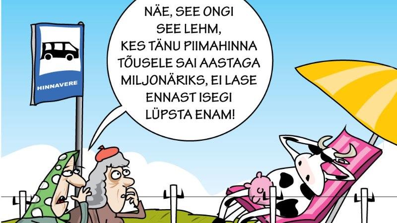 Juhtkiri | Kes jõuab osta Eestist ja eestimaist?