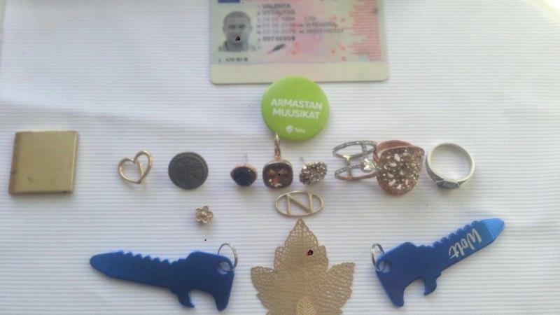 Weekend festivali ala muutus pärast pidu aaretemaaks – metalliotsijatega tuli välja rohkelt euromünte ja ehteid