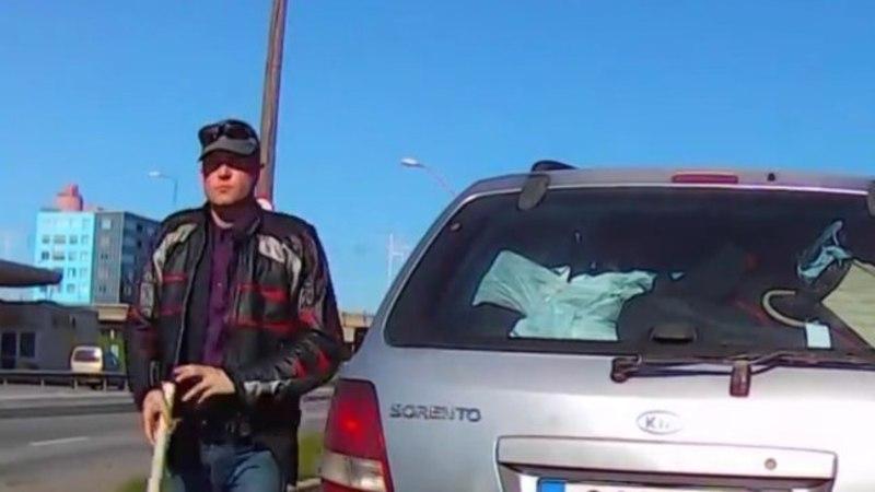 """Подозреваемый в убийстве """"водитель с битой"""" остался под стражей"""