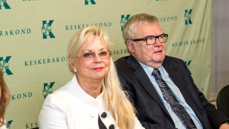Marika Tuus-Laul Savisaare nimekirjas probleemi ei näe: meil on sama maailmavaade ja lubadused, hiljem saab ju volikogus koostööd teha