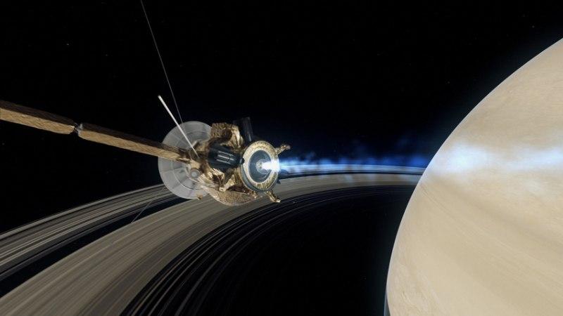 National Geographicu kanalil esilinastub dokumentaalfilm NASA kosmoseaparaadi 13 aasta pikkusest missioonist