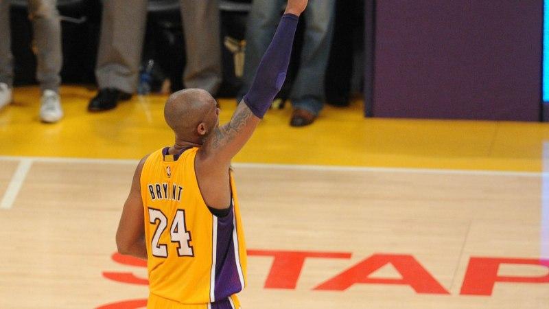 HUVITAV VALIK! Kobe Bryantit austav Lakers läks lihtsama vastupanu teed